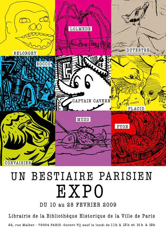 Expo_bestiaire