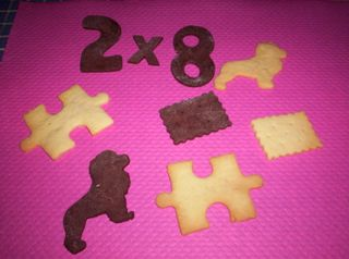 Biscuits ludiques